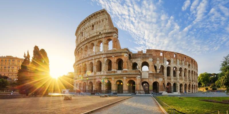 Rom im Juni