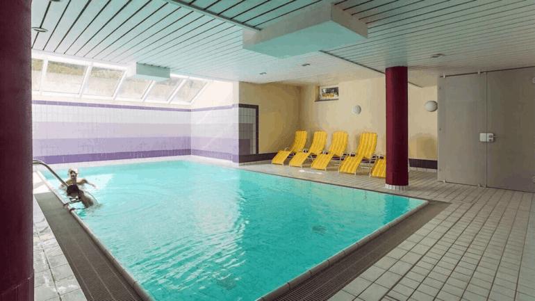 Ferienwohnung mit Schwimmbad