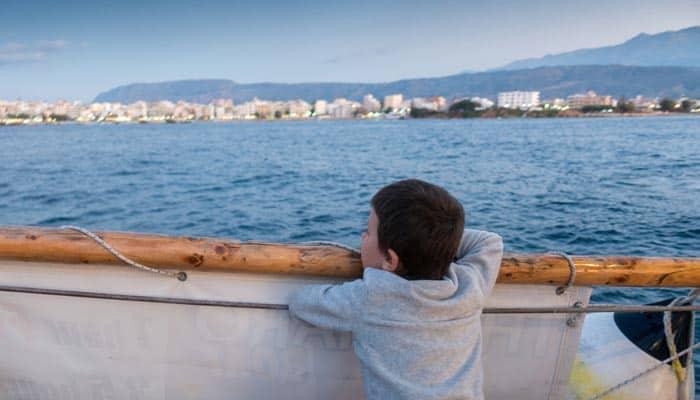 Sehenswürdigkeiten auf Kreta mit Kindern