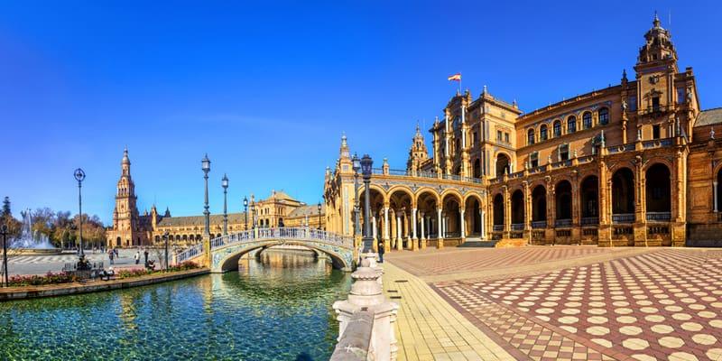 Sevilla im September