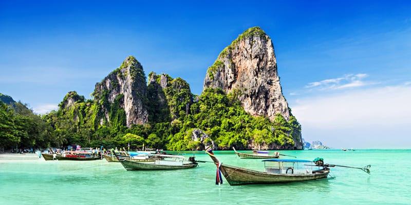 Thailand im Winter