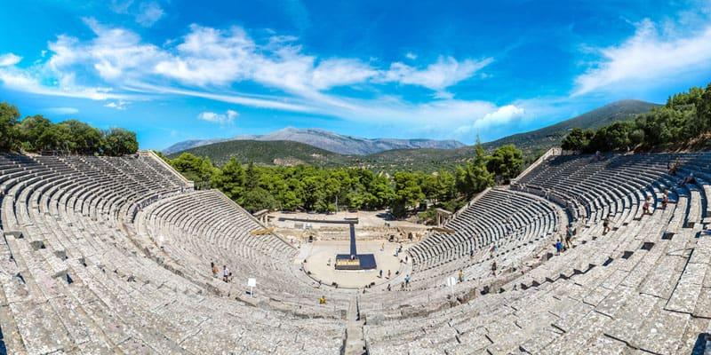 Theater von Epidaurus