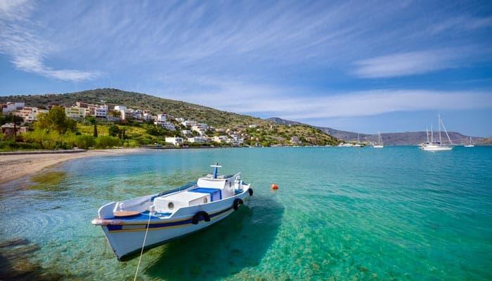 Yacht mieten auf Kreta